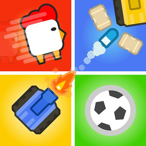 2 3 4 Player Mini Games Apk Pro Mod latest 3.4.7