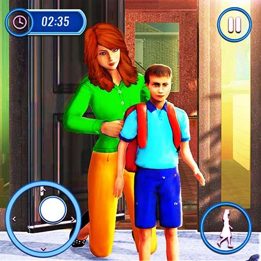 Amazing Family Game Virtual Mother Simulator 3.2 Apk Mod (unlimited money) Download latest
