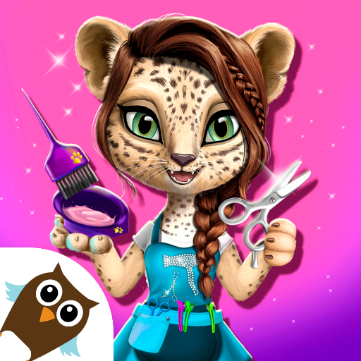 Amy's Animal Hair Salon – Cat Fashion & Hairstyles  4.0.50025 Apk Mod (unlimited money) Download latest