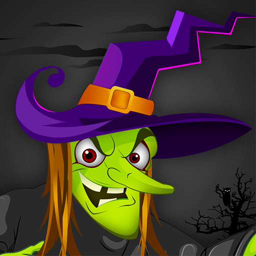 Angry Witch vs Pumpkin: Scary Halloween Game 2019 Apk Mod latest 2.3