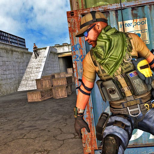 new action games : fps shooting games Apk Pro Mod latest 3.3