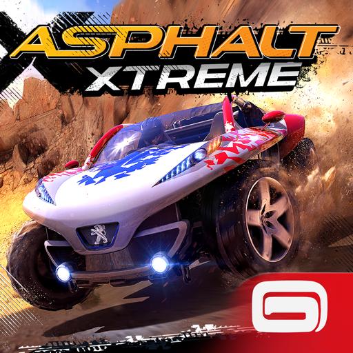 Asphalt Xtreme: Rally Racing  Apk Mod latest 1.9.3b