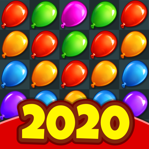 Balloon Paradise Free Match 3 Puzzle Game   Apk Pro Mod latest 4.0.5