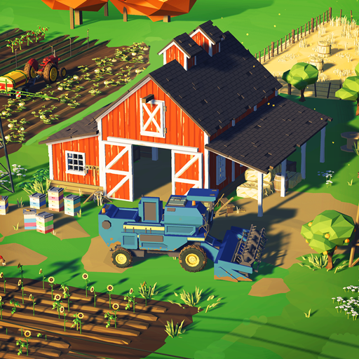 Big Farm Mobile Harvest – Free Farming Game 8.4.22187 Apk Mod (unlimited money) Download latest