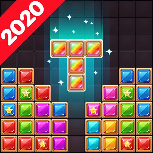 Block Puzzle: Diamond Star Blast  Apk Mod latest 2.0.1