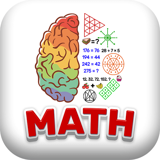 Brain Math: Puzzle Games, Riddles & Math games  2.6  Apk Pro Mod latest