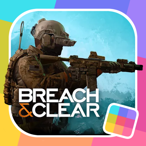 Breach & Clear: Military Tactical Ops Combat Apk Mod latest 2.4.130