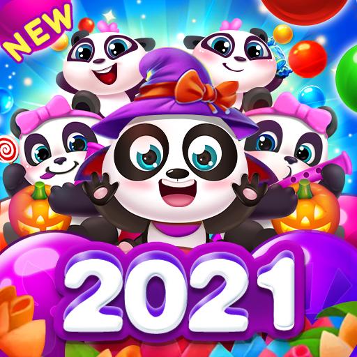 Bubble Shooter 2 Panda  1.0.89 Apk Mod (unlimited money) Download latest