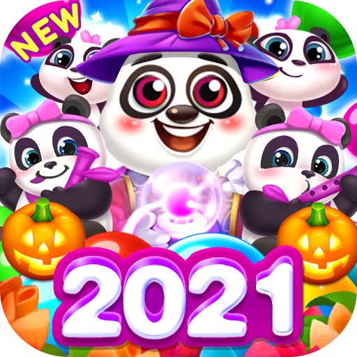 Bubble Shooter Cooking Panda  Apk Mod latest 1.3.12