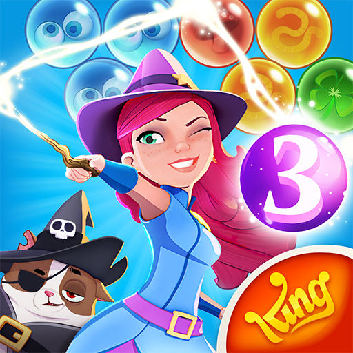 Bubble Witch 3 Saga  7.6.35 Apk Mod (unlimited money) Download latest