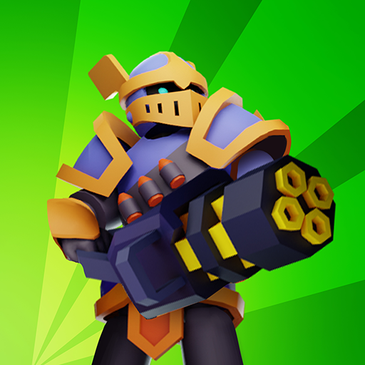 Bullet Knight Dungeon Crawl Shooting Game Apk Pro Mod latest 1.1.18