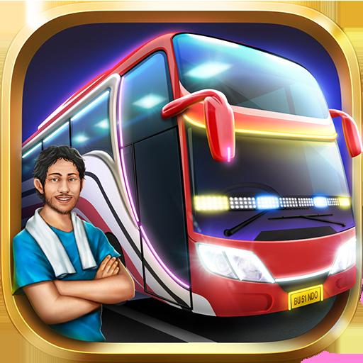Bus Simulator Indonesia  Apk Mod latest 3.4.3