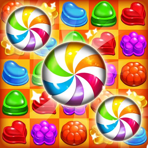 Candy Amuse: Match-3 puzzle 1.13.0 Apk Mod (unlimited money) Download latest