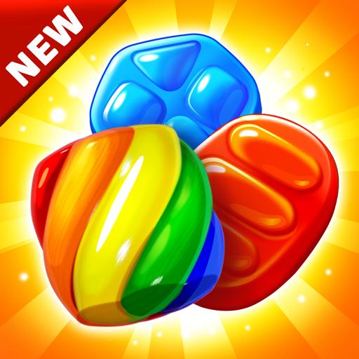Candy Blast Sugar Splash 10.4.6 Apk Mod (unlimited money) Download latest