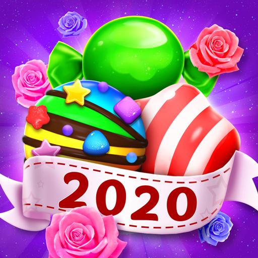 Candy Charming – 2020 Free Match 3 Games Apk Mod latest 14.3.3051