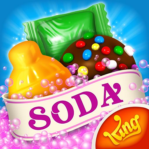 Candy Crush Soda Saga  1.196.6 Apk Mod (unlimited money) Download latest