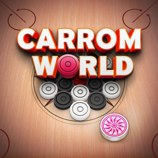 Carrom World Online & Offline carrom board game   Apk Pro Mod latest 1.70
