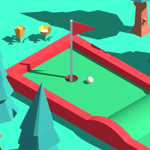 Cartoon Mini Golf – Fun Golf Games 3D  Apk Mod latest 2020.02