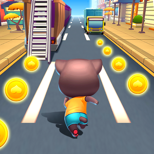 Cat Runner Decorate Home 4.0.9 Apk Mod (unlimited money) Download latest
