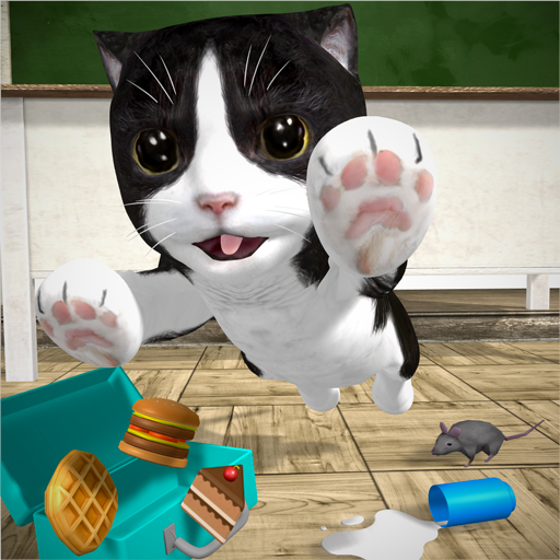 Cat Simulator – and friends   Apk Pro Mod latest 4.7.1