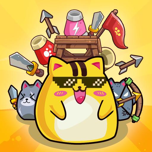 Cat'n'Robot: Idle Defense – Cute Castle TD PVP Apk Pro Mod latest 3.2.1