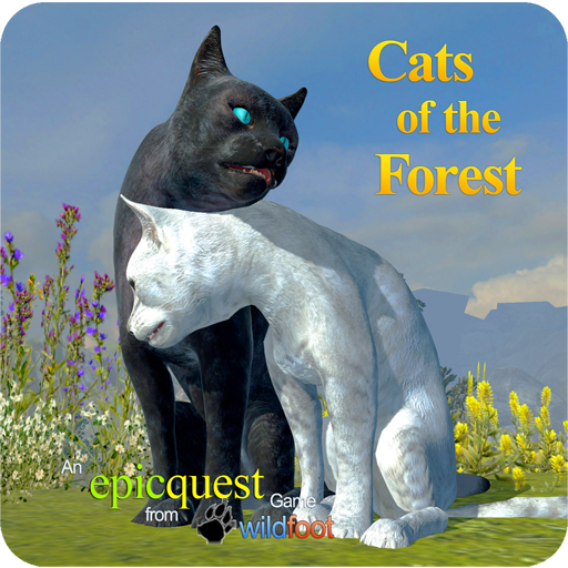 Cats of the Forest  Apk Mod latest 1.1.1
