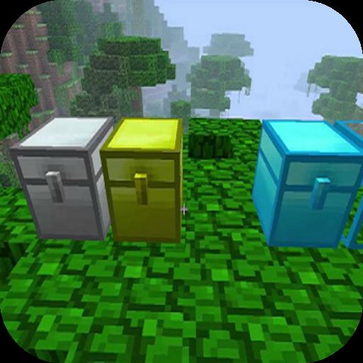 Chests Iron Mod for MCPE  Apk Mod latest 4.3