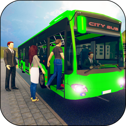 City Bus Driving School Game 3D-Coach Bus Sim 2020  Apk Mod latest 1.7