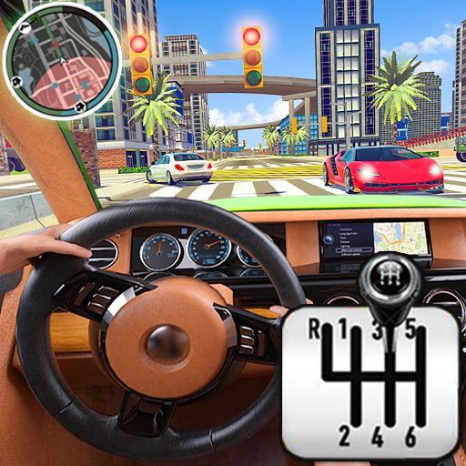 City Driving School Simulator: 3D Car Parking 2019  5.4 Apk Mod (unlimited money) Download latest