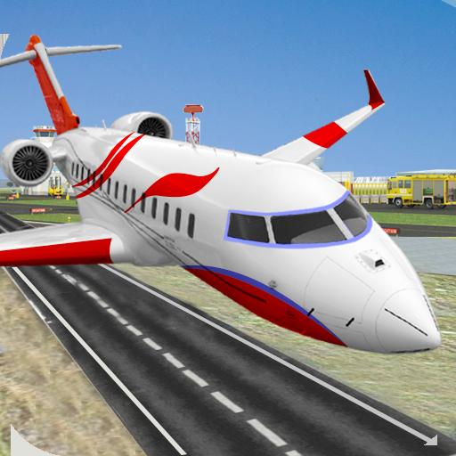 City Flight Airplane Pilot New Game – Plane Games  2.55 Apk Mod (unlimited money) Download latest