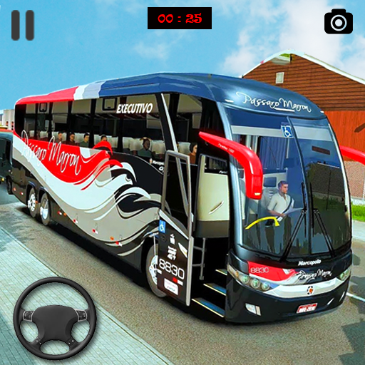 Coach Bus Driving Simulator 2020: City Bus Free  Apk Mod latest 0.1