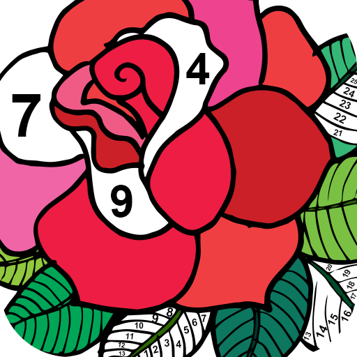 Color by Number – New Coloring Book Apk Mod latest 52.0