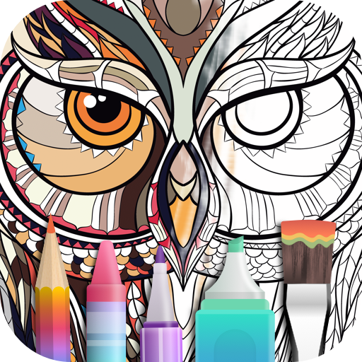 Coloring Book for family  Apk Mod latest 3.1.5