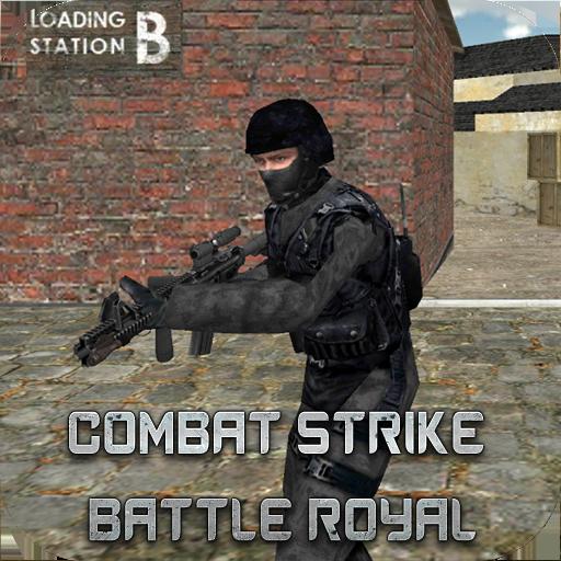 Combat Strike Battle Royal Fps  Apk Mod latest 1.8