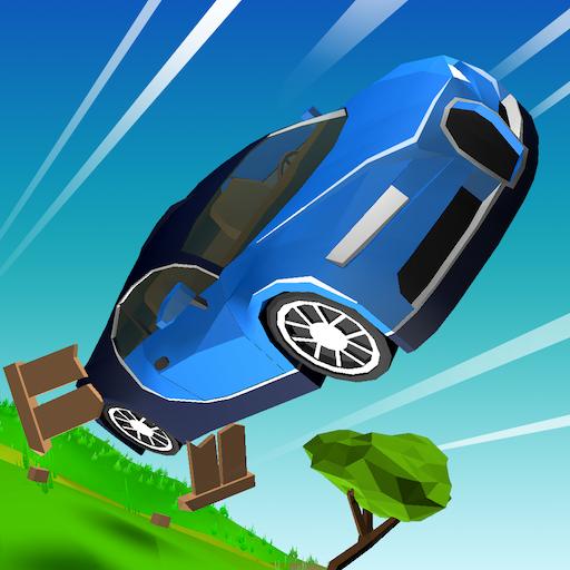 Crash Delivery! Destruction & smashing flying car!  Apk Mod latest 1.2.7