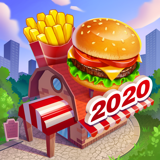 Crazy Chef Food Truck Restaurant Cooking Game  1.1.52 Apk Mod (unlimited money) Download latest