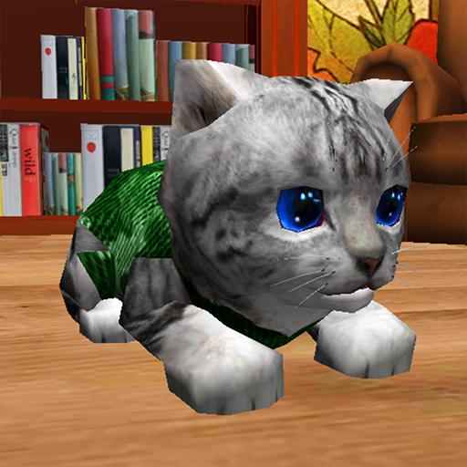 Cute Pocket Cat 3D Apk Pro Mod latest 1.2.2.3