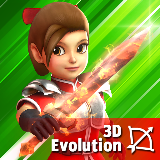 Dashero Archer & Sword Master (Offline Arcade 3D) 0.0.21 Apk Mod (unlimited money) Download latest