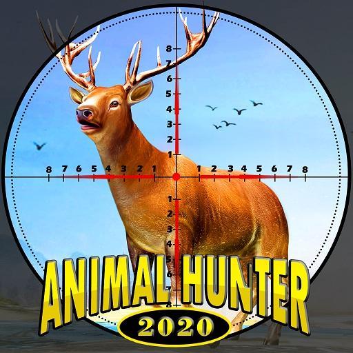 Deer Hunting Animal Shooting Free Game Apk Mod latest 1.17