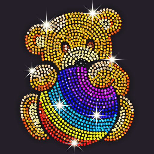 Diamond Coloring Sequins Art & Paint by Numbers  1.5.3 Apk Mod (unlimited money) Download latest