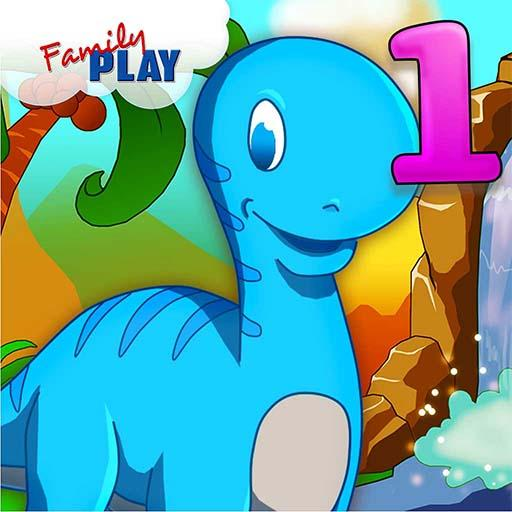 Dino 1st Grade Learning Games Apk Mod latest 3.18