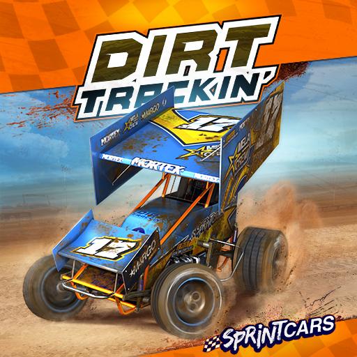 Dirt Trackin Sprint Cars  Apk Mod latest 3.3.1