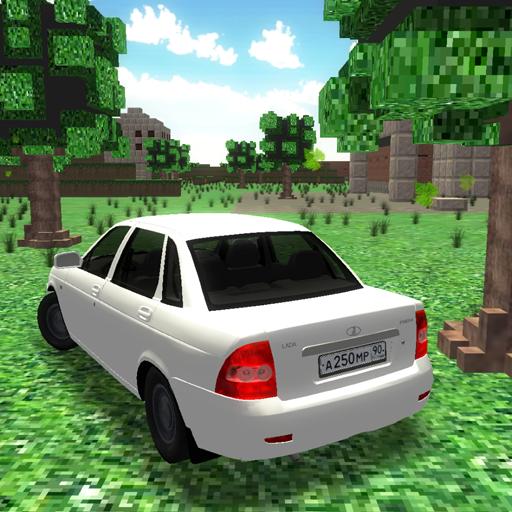 Driver Steve: Priora simulator Apk Mod latest 2.0