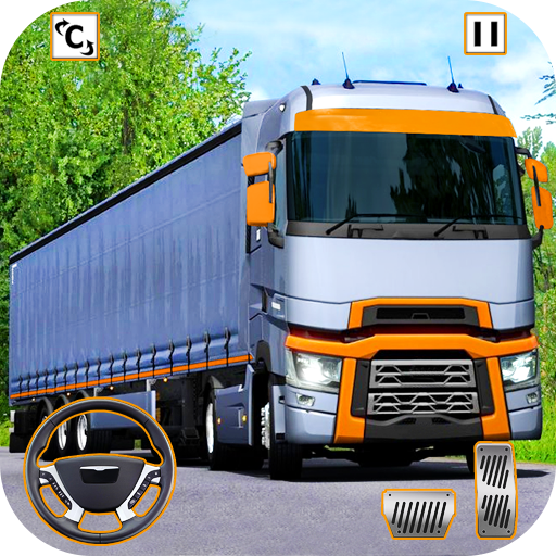 Euro Truck Driver 3D: Top Driving Game 2020  Apk Mod latest 0.3