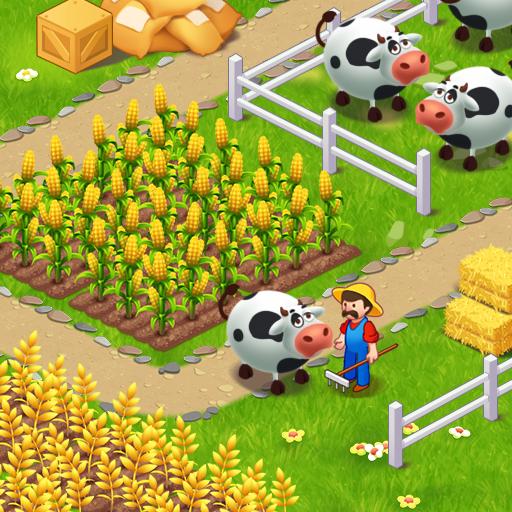 Farm City Farming & City Building  2.7.8 Apk Mod (unlimited money) Download latest