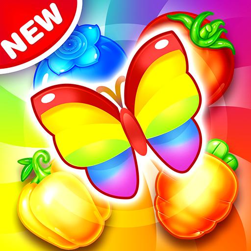 Farm Harvest 3- Match 3 Game  Apk Mod latest 3.7.6
