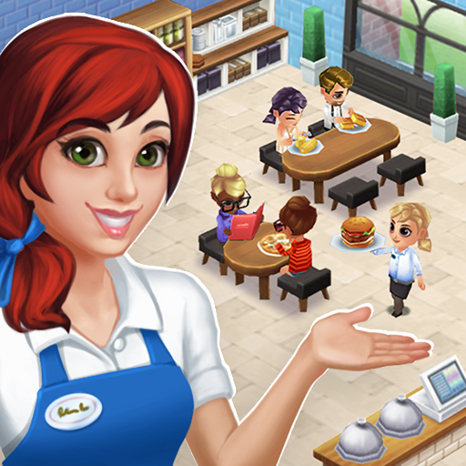 Food Street Restaurant Management & Food Game  0.54.3 Apk Mod (unlimited money) Download latest
