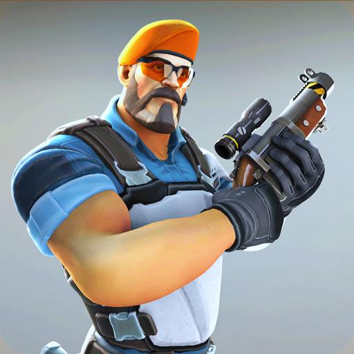 Fort Squad Nites Survival Battle Royale Apk Mod latest 2.1