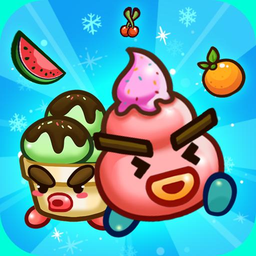 Fruit & Ice Cream – Ice cream war Maze Game  Apk Mod latest 6.0
