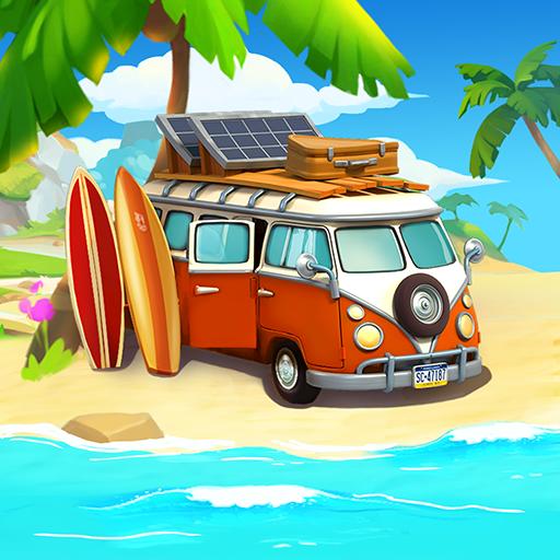 Funky Bay Farm & Adventure game  40.2.98 Apk Mod (unlimited money) Download latest